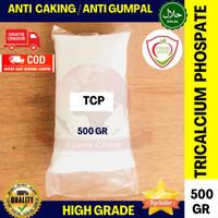 Anti Gumpal 500 GR / Tricalcium Phosphate FOOD GRADE / Anti kempal