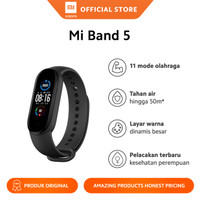 Xiaomi Official Miband 5 Mi Band Smartband Smartwatch Smart Band