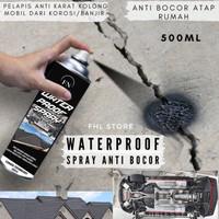 Spray Anti Bocor Atap Rubberized Undercoat Pelapis Anti Karat