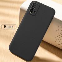 Case Redmi 9T (2021) Soft Case Matte Anti Fingerprin SandStone Xiaomi