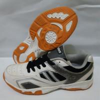 Sepatu Badminton Ardiles ABT 01 White/Blk Size 37-38 Saja