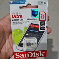 Memory card Sandisk Ultra 32gb Class 10 (Original Sandisk)