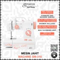 SIMANCO MINI SEWING MACHINE SM-318
