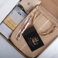 Cotton Inch - Hampers Mukena dan Sajadah Lengkap Edisi Ramadhan