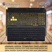 Keyboard Protector Cover Asus TUF FA506 FA506Q FA506QM Silikon Cooskin