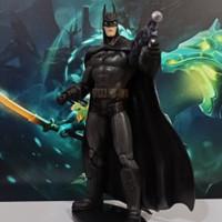 mainan batman figure arkham knight