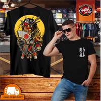 T Shirt Kaos DISTRO Pria Bahan Cotton 28s Sablon Semisoft INDIAN JAPAN
