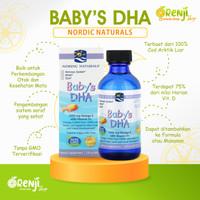 Nordic Natural baby DHA fish oil