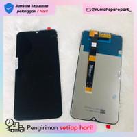 LCD Oppo A5s / A7 / Realme 3 / 3i Ori - Hitam
