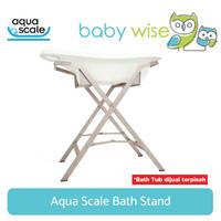 Aqua Scale Bath Stand