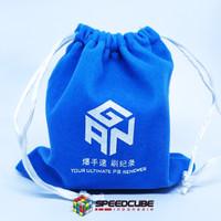 Original GAN Blue Pouch - Tas Rubik Original Biru