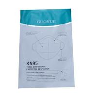 Guoyue Masker KN95 N95 Disposable Face Mask Satuan