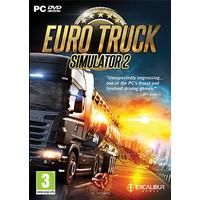 PC Game Euro Truck Simulator 2 ( Complete DLC )