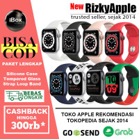 Apple Watch Series 6 2020 44mm 40mm Black White Pink Gold Red Blue SE