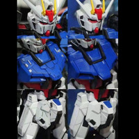 Ultimate Armor PG Strike Gundam GAT X-105 1/60 Bandai Daban Custom