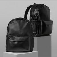 Eustass Backpack Leather Tas Ransel