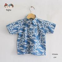 Baju Kemeja Batik Anak Cowok Baju Anak Laki Laki