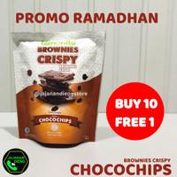 Lemonilo Brownies Crispy Rasa Chocochip