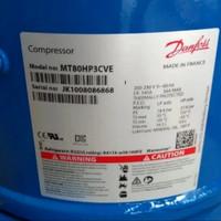 COMPRESSOR DANFOSS MT80HP/MT80HP3CVE R22