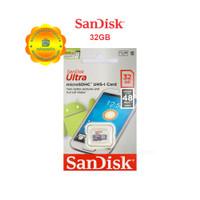 MicroSD SD Card Sandisk 32GB Bergaransi - Memory Card Sandisk 32GB