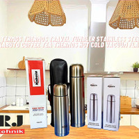 Termos Thermos Travel Tumbler Stainless Steel Coffee Tea Hot Cold