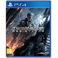 PROMO !! PS4 TERMINATOR RESISTANCE CD GAMES BD ENGLISH