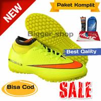 Nike Hypervenom Sepatu Futsal Nike Mercurial X Paket Komplit