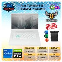 Asus TUF Dash F15 FX516PM I736B6WO i7 11370H 8GB 512ssd RTX3060 6GB