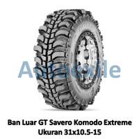 Ban Luar GT 31x10.5-15 Savero Komodo Extreme Tubeless Mobil OffRoad MT