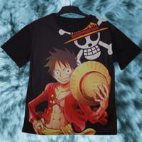 Kaos One Piece Luffy