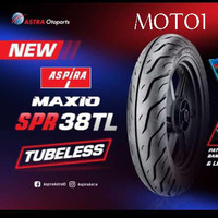 BAN MOTOR MATIC TUBELESS ASPIRA SPR38