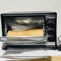 microwave oxone ox 858Br 4in1 kondisi baru