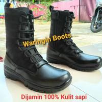Sepatu PDL Ninja Nike Cyber terbaru Standar TNI Berkualitas tinggi