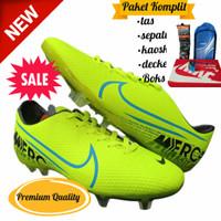 Nike Mercurial Sepatu Bola Nike Paket Komplit Murah Premium Quality