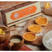 Pie Susu Enaaak Original asli Bali isi 20pcs (Bubble wrap + box) - Ori