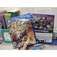 PROMO !! PS4 DRAGON BALL FIGHTERZ / FIGHTER Z CD GAME BD PS 4 ENG