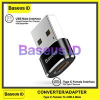 Baseus Type-C Female To USB Male Adapter Converter OTG Transfer Data
