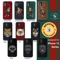 Case iPhone 12 Pro Max 12 Pro 12 Mini SANTA BARBARA POLO RC Patti ORI - Tiger, 12 Pro Max