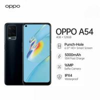 Oppo a54 4/128 garansi resmi