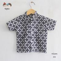 Kemeja Batik Anak Kemeja Anak Laki Laki Baju Anak Cowok