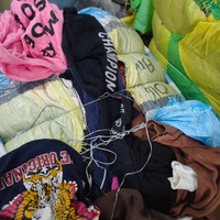 Bal Segel Thrift Import Korea Hodie Rainbow