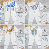 Setelan baju koko laki laki Bayi-1 Tahun / LemonBaby / Bisa COD