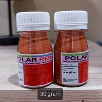 artemia polar red Shell free tanpa cangkang