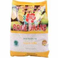 Rose Brand Tebu Gula Pasir 1kg
