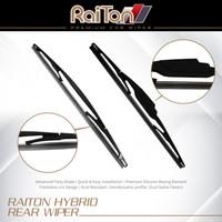Raiton Wiper Kaca Belakang Untuk Toyota Agya 12 Inch