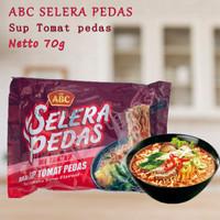 MIE ABC SELERA PEDAS 6 VARIAN RASA - AYAM BAWANG
