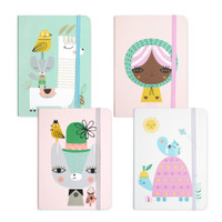 Scoop Buku Tulis / Notebook A6 Animal 62411500