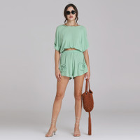 Wearstatuquo Birthday Soiree Set - Mint