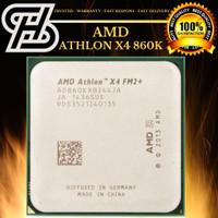 AMD Athlon X4 860K, 3.7GHz - 4.0GHz (FM2+) TDP 95W. Processor PC