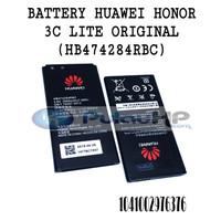 BATTERY HUAWEI HONOR 3C LITE ORIGINAL HB474284RBC